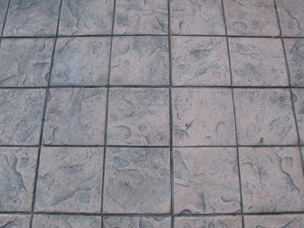 stamped concrete denver