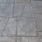 decorative stamped concrete
