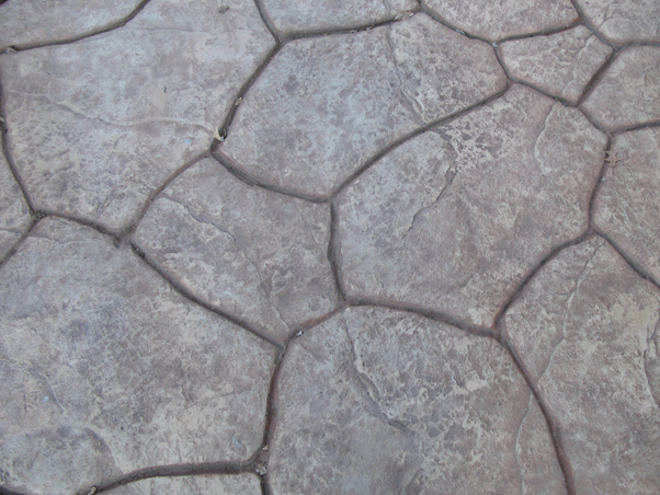 stamped concrete patio denver
