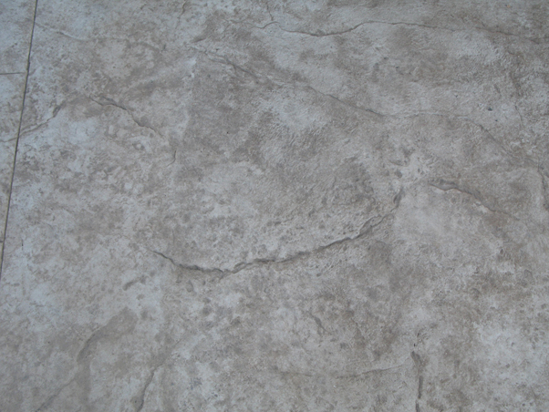 rock stone textured concrete